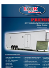 PREMIER - Enclosed Gooseneck Race Trailers Brochure