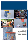 60 And 110 Litres Knapsack Holders Brochure