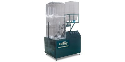 SeedTech - Model STS-MACS 104 - Air Separators