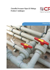 Chemflo - Pressure Pipes & Fittings Product Catalogue