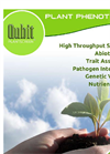 Plant Phenotyping Brochure