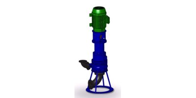 GPM-Eliminator - Model VCLH - Vertical Pumps