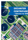Decanter Centrifuge - Brochure