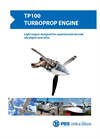 PBS TP100 Turboprop Engine - Brochure