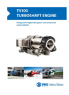 PBS TS100 Turboshaft Engine - Brochure