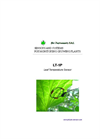 Model LT-1P - Leaf Temperature Sensor Brochure