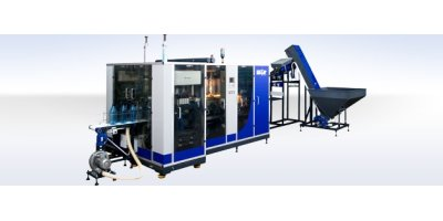 Model APF-5 - Blow Molding Machine