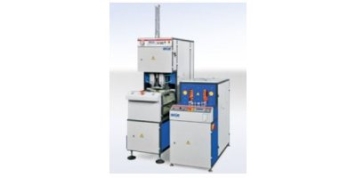 Model UPF-5 - Semiautomatic Blow Molding Machine