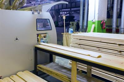 Industrial manufacturing solutions for the furniture industry - Furniture