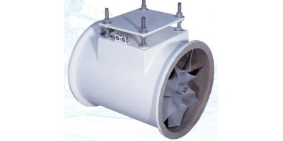 Hee-Duall - Tubeaxial & Vaneaxial Exhaust Fans