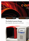 Insight - Model 100 Series - Liquid Explosive Detection Systems- Brochure