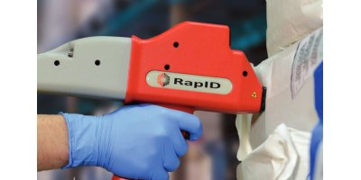 RapID - Portable Raman Raw Materials ID Verification System