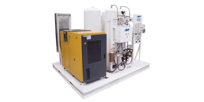 AirSep - Skid-Mounted Turnkey Packaged Oxygen Systems