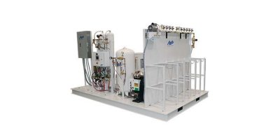 AirSep - Turnkey Oxygen Cylinder Refilling Plants