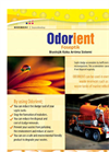 Odorient Treatment Products Brochure
