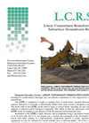 HSSI - Linear Contaminant Remediation System (LCRS) Brochure