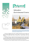 Polywall - Barrier System Brochure