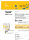BLUPRINS - Concentrated Gel Formulation- Brochure