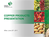 Copper Products Catalog