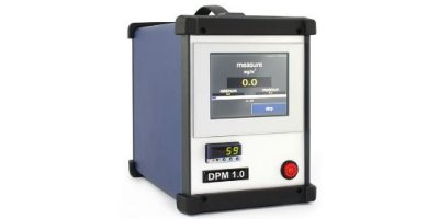 SAXON - Model DPM 1.0 - Diesel Particulate Measurement System
