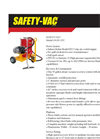 Safety-Vac - Model 15G55-3TC - High Pressure Regenerative Blower System - Brochure