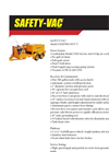 Safety-Vac - Model 35LRP500-DOT-T - Nash Liquid Ring Vacuum Pump System - Brochure