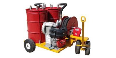 Safety-Vac - Model 15G100-4TC - High Pressure Regenerative Blower System