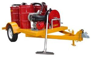 Safety-Vac - Model 15G200-DOT - High Pressure Regenerative Blower System