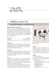 AlfaBlue Junior - Model AG - Air Cooled Condensers Brochure