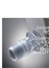 Digmesa - Model Nano - Flow Sensor - Brochure