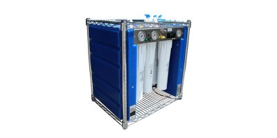 GCWater - Model Easy Series - Reverse Osmosis Unit