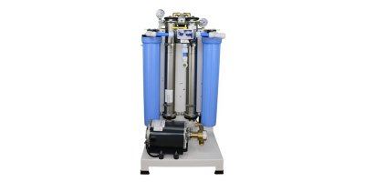 GCWater - Model HP 800 - High Pressure Reverse Osmosis Unit