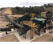 A fine solution: Benedict Recycling upgrades its crushing plant with M&K Recycling Equipment