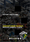RDF SRF - Waste Screen