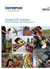 Portable XRF Analyzers DELTA Handheld X-ray Fluorescence Brochure