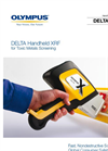 Consumer Safety and RoHS Handheld XRF Analyzer Brochure