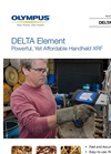 DELTA - Element - Handheld XRF Analyzers Datasheet