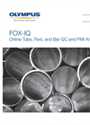 Model FOX-IQ - Process & On-Line XRF Analyzer Brochure
