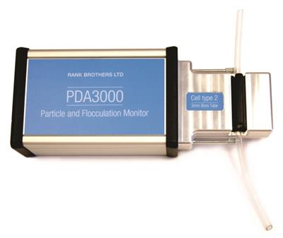Model PDA3000 - Particle and Flocculation Monitor