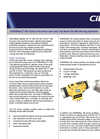 SONARtrac - Model HD VF/GVF-100 - Flow Meter- Brochure