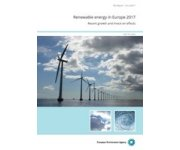 Renewable energy in Europe 2017: recent growth and knock-on effects