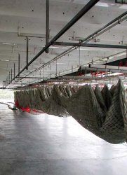 Parachute refurbishment facility - Case Study