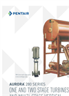 Simplex, Duplex, Dual and Triplex Boiler Feed Systems - Model 281, 282, 282A and 283A Brochure