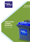 Europlast - Model 40 L - Non Wheeled Collection Bin Systems Brochure