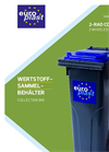 Europlast - Model 80 L - 2 Wheeled Collection Bin Systems Brochure