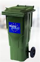 EuroPlast - Model 60 L - 2 Wheeled Collection Bin Systems