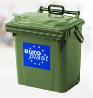 Europlast - Model 40 L - Non Wheeled Collection Bin Systems