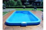 UV Resistant Polypropylene Pools