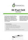 S2 Fuel Cell Data Sheet