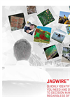 Jagwire - Web-Based Geospatial Data Management Software- Brochure